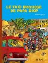 """Couverture du livre : """"Le taxi-brousse de Papa Diop"""""""