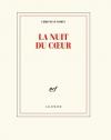 """Couverture du livre : """"La nuit du coeur"""""""