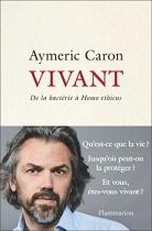 """Couverture du livre : """"Vivant"""""""