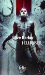 """Couverture du livre : """"Hellraiser"""""""