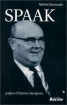 """Couverture du livre : """"Spaak"""""""