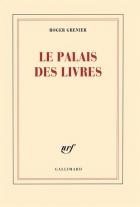 """Couverture du livre : """"Le palais des livres"""""""