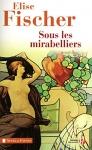"""Couverture du livre : """"Sous les mirabelliers"""""""