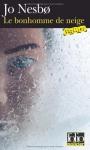 """Couverture du livre : """"Le bonhomme de neige"""""""