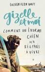 """Couverture du livre : """"Gizelle et moi"""""""