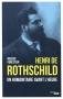 """Couverture du livre : """"Henri De Rothschild"""""""