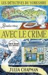 """Couverture du livre : """"Rendez-vous avec le crime"""""""