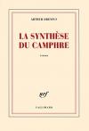 """Couverture du livre : """"La synthèse du camphre"""""""