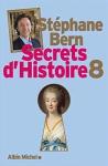 """Couverture du livre : """"Secrets d'Histoire 8"""""""