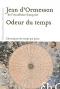 """Couverture du livre : """"Odeur du temps"""""""