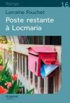 """Couverture du livre : """"Poste restante à Locmaria"""""""