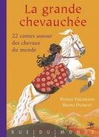 """Couverture du livre : """"La grande chevauchée"""""""