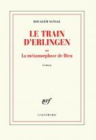 """Couverture du livre : """"Le train d'Erlingen"""""""