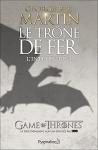 """Couverture du livre : """"Le trône de fer 3"""""""
