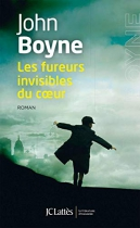 """Couverture du livre : """"Les fureurs invisibles du coeur"""""""