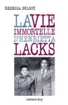 """Couverture du livre : """"La vie immortelle d'Henrietta Lacks"""""""