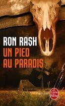 """Couverture du livre : """"Un pied au paradis"""""""