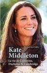 "Couverture du livre : ""Kate Middleton"""