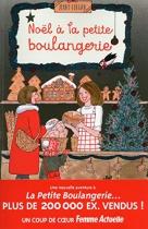 """Couverture du livre : """"Noël à la petite boulangerie"""""""