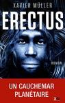 """Couverture du livre : """"Erectus"""""""