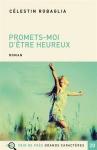 """Couverture du livre : """"Promets-moi d'être heureux"""""""