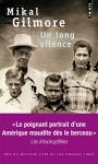 """Couverture du livre : """"Un long silence"""""""