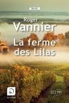 """Couverture du livre : """"La ferme des lilas"""""""