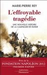 """Couverture du livre : """"L'effroyable tragédie"""""""