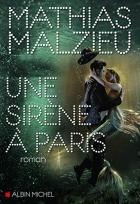 """Couverture du livre : """"Une sirène à Paris"""""""