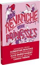 """Couverture du livre : """"La revanche des princesses"""""""