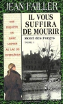 """Couverture du livre : """"Motel des Forges"""""""