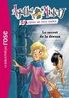 """Couverture du livre : """"Le secret de la déesse"""""""
