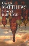 """Couverture du livre : """"Moscou Babylone"""""""