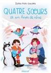 """Couverture du livre : """"Quatre soeurs et un hiver de rêve"""""""