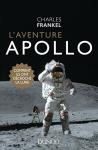 """Couverture du livre : """"L'aventure Apollo"""""""