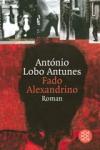 "Couverture du livre : ""Fado Alexandrino"""
