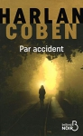 """Couverture du livre : """"Par accident"""""""