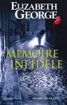 """Couverture du livre : """"Mémoire infidèle"""""""