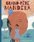 """Couverture du livre : """"Grand-père Mandela"""""""