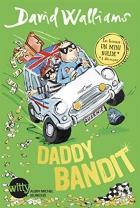 """Couverture du livre : """"Daddy Bandit"""""""
