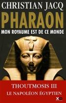 """Couverture du livre : """"Pharaon"""""""