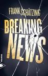"""Couverture du livre : """"Breaking news"""""""
