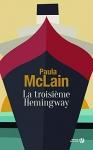 """Couverture du livre : """"La troisième Hemingway"""""""