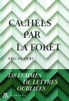 """Couverture du livre : """"Cachées par la forêt"""""""