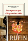"""Couverture du livre : """"Les sept mariages d'Edgar et Ludmilla"""""""