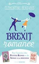"""Couverture du livre : """"Brexit romance"""""""