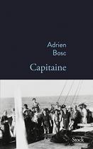 """Couverture du livre : """"Capitaine"""""""