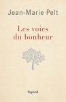 """Couverture du livre : """"Les voies du bonheur"""""""