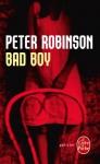 """Couverture du livre : """"Bad boy"""""""