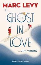 "Couverture du livre : ""Ghost in love"""